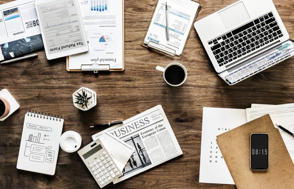 Organización de capitales financieros